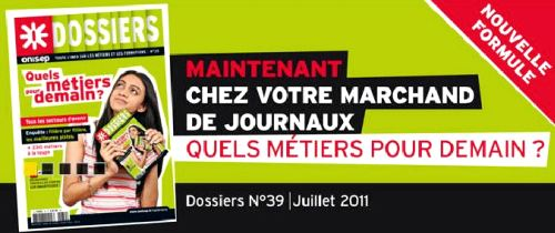 ONISEP metiers pour demain