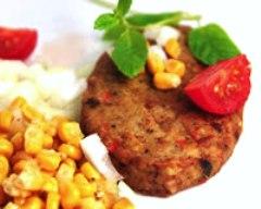 steak de soja sauce au poivre
